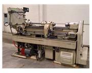"1"" x 30"" Pratt & Whitney 1/2B, 2-Independent Spindles, Hi-Pressure Coolant, DRO"