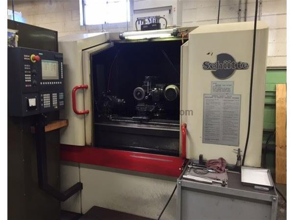 Haas, Multigrind HT, 5-Axis, CBN, 10 Pos Whl Chnger, Part Probe/Tool Probe, 2005