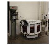"""Better Engineering 200 PZX Rotary Washer, 28"""" Turntable, Top & Bottom Baskets"""