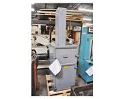 TORIT MODEL 75, 600 CFM DUST COLLECTOR, 1 HP. BAG TYPE, TOP INLET PORT