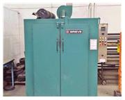 "48"" W. x 48"" H. x 60"" L., GRIEVE TBH-550, 550 DEGREES, DOUBL"