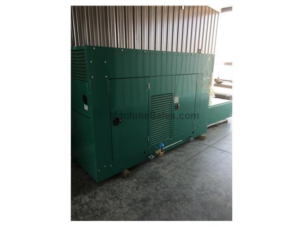 Cummins 85 kW Natural Gas / Propane Generator Set - 2014, 80 Hours