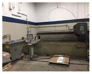 Flow Mach 3 4020b 6' x 13' CNC Water Jet Cutting System