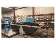 Euromac ZX1000 CNC Punch,30 Tons,Multi tool capable,Hyd punch & die cla
