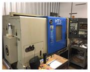 Hitachi Seiki HT-20R III CNC Lathe - Seicos Controls - Conveyor - Excellent