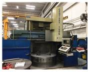"NEW CENTURY 76"" CNC Vertical Boring Mill"