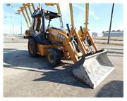 Case 580N Loader Backhoe