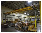 Free-Standing Bridge Crane System.  3-Ton System Capacity