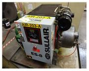 Sullair Model ES-8-20H AC Air Compressor.  Rotary Screw Type