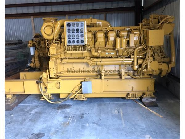 Caterpillar 3516 Marine Diesel Engine