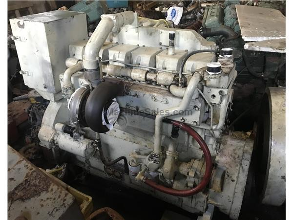 Cummins KTA19 Marine Propulsion Diesel Engine