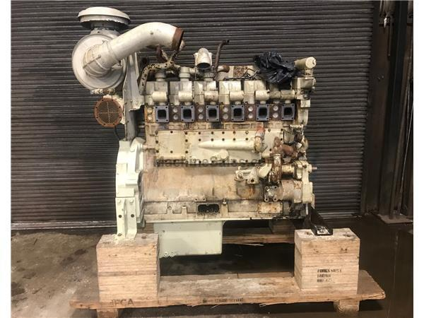 Cummins KTA19 Long Block Marine Propulsion Diesel Engine