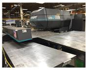 33 Ton Strippit 1250H/30 CNC Turret Punch