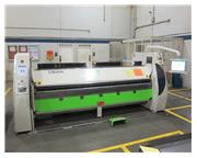 "CIDAN Futura Plus 30 11 Ga x 122"" CNC Folding Machine"