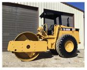 1998 CATERPILLAR CS-563C ROLLER