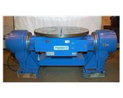 """PRODUCTO 4810 48"""" 2-Axis CNC Trunion Type Rotary Table"""