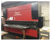 187 TON AMADA,HFE-1704S/7 OPERATEUR 7-AXIS CNC, MFG:2006 INSTALLED:2007