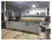 2008 FLOW MACH-3 4020B CNC Water Jet Cutting System