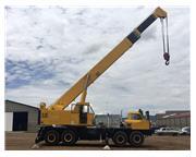 P&H T650 |  Capacity 65Tons | Max. lift 110'  |