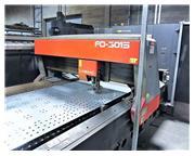 AMADA FO-3015 4000 Watt Flying Optic C02 CNC Laser