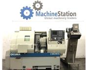 Okuma Crown 762S-BB Big Bore CNC Turning