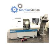 OKUMA CROWN 762S-BB CNC TURNING CENTER