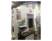 "12""X12"" HAAS EC-300 CNC 4-AXIS HORIZONTAL MACHINING CENTER"