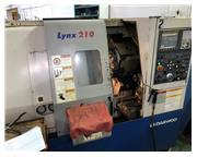 2004 Daewoo Lynx 210A CNC Lathe
