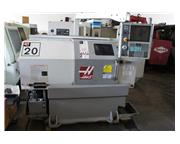 HAAS GT-20 CNC LATHE