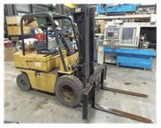 5,000 Lb Clark VD50DSA Forklift Truck