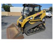 2004 CAT M-247B Skid Steer Multi Terrain Loader
