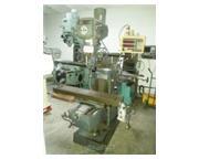 """Lagun # FTV-2 , 9"""" x 48"""" table, vertical milling machine, Lagun 2-Axis DRO, X-Ax"""