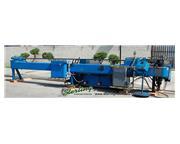 """4.5"""" Conrac Digicon # 255-SX , hydraulic tube bender, Digicon DRO, hydraulic mandrel"""