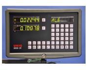 "Birmingham # BPV-3949-C , 9"" x 49"" table, variable speed head, chromed ground qu"