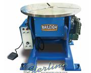 """1100 lb. Baileigh # WP-1100 , 19"""" turn table, foot pedal operated, variable speed, ne"""