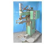 "75 KVA Harlo # SC275 , spot welder, press type, 30"", Interlock #105 control, single p"