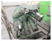 BMT # 2MB-200 , multi barrel slide hone finishing mill, flywheel tumbler deburring machine
