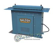 Baileigh # AG-20 , 20 ga.roll forming auxillary, quick relese tooling, 40 FPM, 5 HP, new,