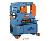 "6"" x 6"" x 1/2"" Scotchman # DO-95/140-24M , dual operator ironworker, 95 ton"
