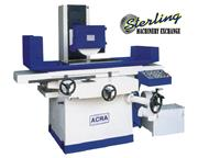"""16"""" x 32"""" Acra # 1632HS , fully automatic, grinding wheel, 2-Axis, 1750 RPM, 7.5"""