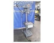 "20"" Rockwell Delta # 70-400 , drill press, work light, foot pedal, #A4883"
