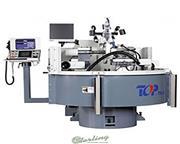 """Atrump # TD-2 , 11"""" x 5"""", BT40, 100-2500 RPM, PLC 2-Axis controller, 19"""" TF"""