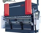 440 Ton, JMT # JMR-14440D , 14' OA, hydraulic, Delem DA52 2D graphic control, 20 HP, new,