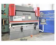 90 Ton, Cincinnati # 90BX8 , 10' OA, baseform hydraulic 3-Axis CNC, Touch Screen human mac