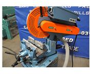 "13-1/2"" Scotchman # CPO-350-NF , circular cold saw, non ferrous, manual vise & downfe"
