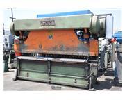 65 Ton, Verson # 2010-65 , 12' OA, Pneumatic dual palm control, air clt, material support,