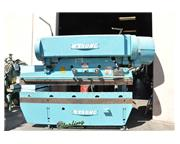 55 Ton, Wysong & Miles , 10' OA, A/C twin drive Hi-Low speed power speed, air clutch & bra