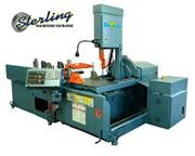 """18"""" x 20"""" DoAll # TF-1822NC , fully auto.vertical tilting & mitering, 5-385 FPM,"""