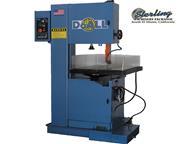 "12"" DoAll # 2012-D12 , semi-auto, for friable materials, 26"" x 33"" tilting"