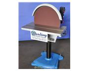 "20"" Acra # DS-20 , disc sander, stand, mitering table, 1720 RPM, 2 HP, new, #SMDS20"